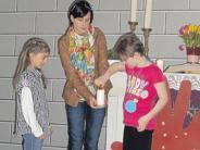 Langerringen: Kinder singen bei den Bibeltagen