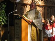 Festakt in Langerringen: Ein Pfarrer verabschiedet sich nach 36 Jahren