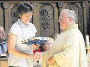 Gottesdienst: Bürger verabschieden ihren Pfarrer
