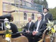 Schwabmünchen: Herzlicher Empfang für Pfarrer Kandeth