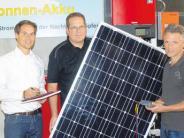 Wirtschaft:  Sonnenstrom: Technik entwickelt sich fort