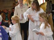 Katholiken: Engel, Sonne und viel Musik