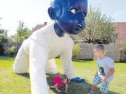 """Königsbrunn: Große Diskussion um """"Little Blue Baby"""""""