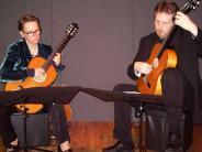 Konzert: Klangreise mit Saitenspuren