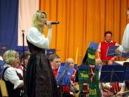 Osterkonzert:  Wenn der Dirigent den Taktstock mit den Schlagstöcken tauscht