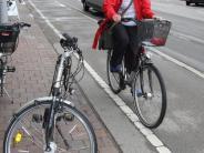 Radwege: Keine Steigung, aber noch einige Hürden
