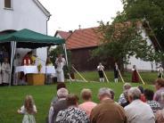 Festgottesdienst: Großes Fest für die kleine Kapelle