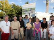 Protest: Bürger beklagen Lärm durch Sportpark