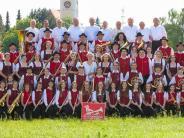 Bezirksmusikfest: Ein Dorf feiert und alle feiern mit