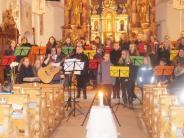 Jubiläumskonzert: Singende Spatzen unterm Kirchendach