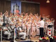 """Seemanns-Chor: Beste Stimmung nicht nur bei """"Windstärke vier"""""""
