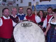 Bezirksmusikfest: Kanonenschüsse und ein Kampf der Jugendkapellen