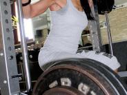 Landkreis Augsburg: Witwe bekämpft mit Bodybuilding ihre Trauer
