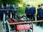 Bobingen: Die alte Feuerwehrspritze kehrt wieder heim nach Burgwalden