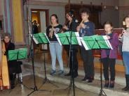Sing- und Musikschule: Festlich, heiter, melodiös