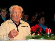 Weihnachtsfeier: 240 Senioren feiern gemeinsam Advent