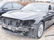 Polizei II: Autoknacker schlagen wieder zu