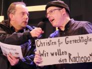Bobingen: Bobinger Pfarrer macht Kirchenwitze