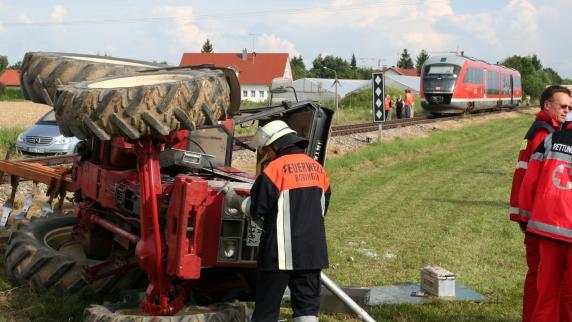 Landkreis Augsburg: Ärger mit Übergängen
