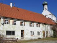 Kaufering: Der Schmitterbauernhof in Kaufering muss weg