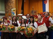 Langerringen/Gennach: Zwei Kapellen mit drei Dirigenten in einer Halle