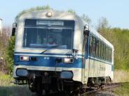Verkehr: Staudenbahn startet in die Saison