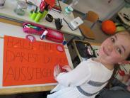 Bobingen: Kinder verbannen in Bobingen Elterntaxis von der Schule
