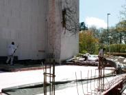 Neugestaltung: Die neue Stadthalle nimmt Form an