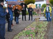 Wehringen: Urnengräber statt leere Flecken