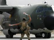 Lagerlechfeld: Rüstet die Luftwaffe auf dem Lechfeld auf?