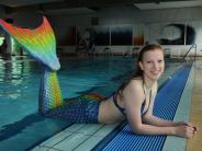 Landkreis Augsburg: Meerjungfrau für einen Tag