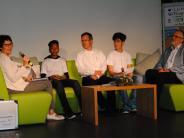 Bobingen: Realschüler klären in Talkshow Fragen zur Energiewende