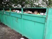 Königsbrunn: Die Altpapiercontainer in Königsbrunn kommen weg