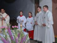 Kapellenfest: Der kleinste Ortsteil der Stauden rückt ins Rampenlicht