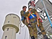 Bildergalerie: Bürgerfest am Wasserturm in Lagerlechfeld