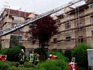 Feuerwehr: Kühlschrank brennt