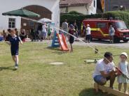 Fest: Wenn ich groß bin, gehe ich zur Feuerwehr