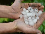 Wetter: In der Region drohen heute wieder Unwetter