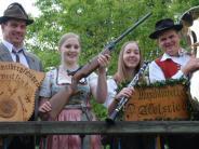 Dorffest: Festmeile ums Vereinsheim