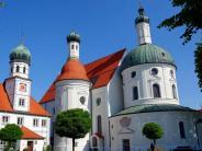 Klosterlechfeld: Maria Hilfzieht noch immer Pilger auf das Lechfeld