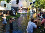 Schwabmünchen: Beim Singoldsand Festival feiern Jung und Alt gemeinsam