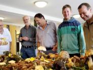 Pilzverein: Ab Montag wieder Pilzberatung