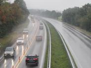 Lechfeld: Autofahrer weichen wegen B17-Baustelle auf Dörfer aus