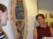Bobingen: Klaus Phillips feines Gespür für Holz