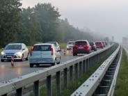 Königsbrunn: Autofahrer werden auf der B17 bis Ende Oktober ausgebremst