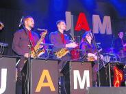 Konzert: Big Band Jam überzeugt in Bobingen  nicht nur mit ihrer Spielfreude
