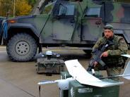 Lechfedl: Europas Luftwaffe zahlt am Lechfeld mit Kies