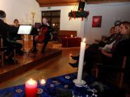 Martin-Luther-Haus: Weihnachten entgegen