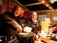Schwabmünchen: Ein Quadratmeter Weihnachtsmarkt