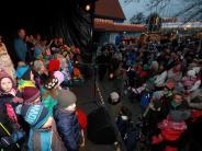 Advent: Niklausmarkt –  ein Lichterfest für Groß und Klein